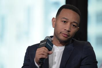 John Legend Gets Into Twitter Feud With Donald Trump Jr., Calls His Father Racist