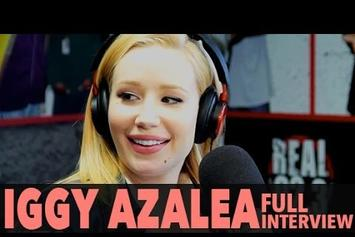 Iggy Azalea On Hate, Industry, Twitter & More