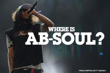 """Where Is Ab-Soul? Tracking His Movements Since """"These Days..."""""""