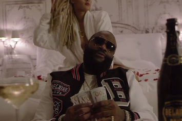 """Rick Ross """"Peace Sign"""" Video"""