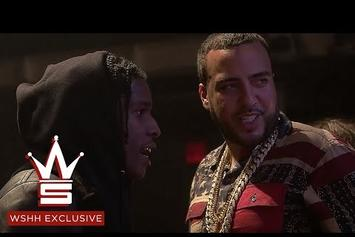 "French Montana Feat. Manolo Rose ""Old Man Wildin"" Video"