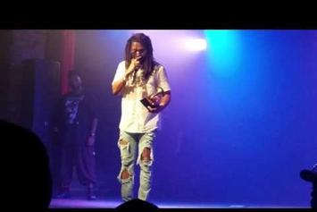 Lupe Fiasco Reunited With Grammy Award 9 Years After Winning It
