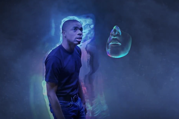 """With You. Feat. Vince Staples """"Ghost"""" Video"""