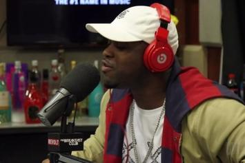 "A$AP Ferg's ""DJ Self"" Freestyle"