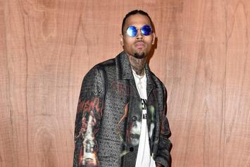 """Fan Sues Chris Brown For """"Stealing"""" His Hat"""