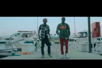 "Rich The Kid & Lil Yachty ""Fresh Off The Boat"" Video"