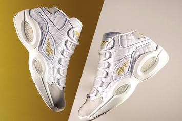 "Reebok Is Releasing This ""White Party"" Reebok Question In Honor Of Allen Iverson's Birthday"