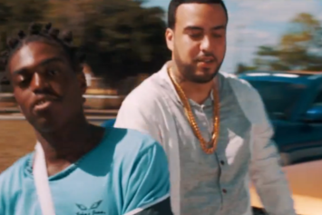 "French Montana Feat. Kodak Black ""Lockjaw"" Video (Preview)"