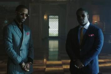 "A$AP Ferg Feat. Big Sean ""World Is Mine"" Video"