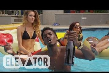 "Jimmy Wopo Feat. KRSZ ""Ballin For A Minute"" Video"