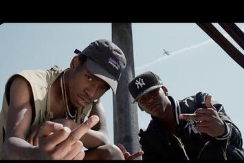 "WELL$ Feat. Deniro Farrar ""98 Juvie (Remix)"" Video"