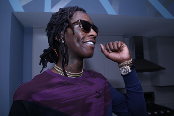 Young Thug Goes In On His Baby Mama In Twitter Rant