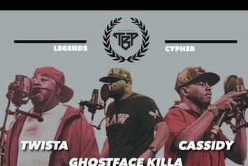 Watch Twista, Ghostface Killah, & Cassidy Rap In The Legends Cypher