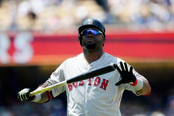 """Red Sox Cancel Tonight's David Ortiz Bobblehead Giveaway Because The Figurines Were """"Racially Insensitive"""""""