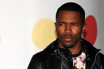 "The Full Version Of Frank Ocean's ""Endless"" Video Is 140 Hours Long"