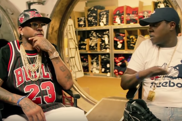 Allen Iverson Gives Jadakiss His Top-5 Basketball Players And Rappers