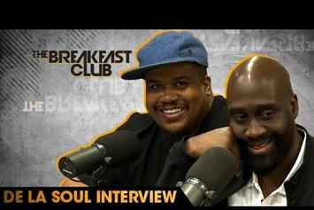 De La Soul On The Breakfast Club