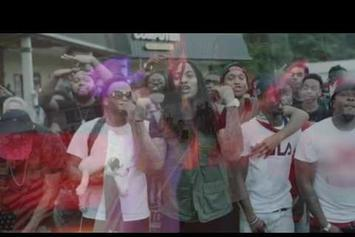 "Waka Flocka ""Hype"" Video"