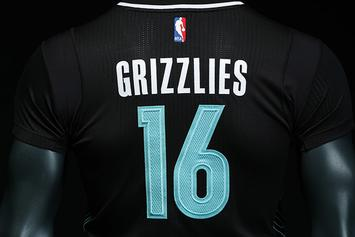 "Memphis Grizzlies Reveal New ""MLK50 Pride"" Jerseys For Next Season"