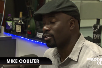 """Luke Cage"" Actor Mike Coulter On The Breakfast Club"