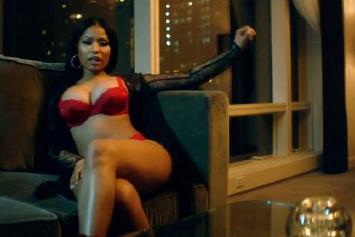 "DJ Khaled Feat. Nicki Minaj, Chris Brown, August Alsina, Jeremih, Future, Rick Ross ""Do You Mind"" Video"