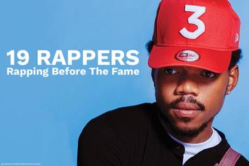 19 Rappers Rapping Before The Fame