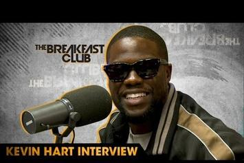 Kevin Hart Discusses Hollywood Star, Chocolate Droppa Mixtape & More On The Breakfast Club