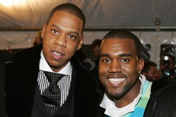 """Jay Z Reportedly """"Can't Stand"""" Kanye West"""