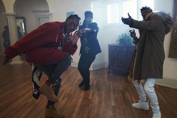 "Are 21 Savage, Future & Metro Boomin Shooting The ""X"" Video?"