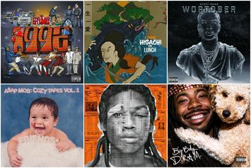 The Best Hip Hop Songs (On Spotify) Of October 2016