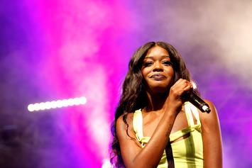 Azealia Banks & Polow Da Don Celebrate Donald Trump's Victory On Instagram