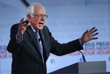 Bernie Sanders Says He May Run For President Again In 2020