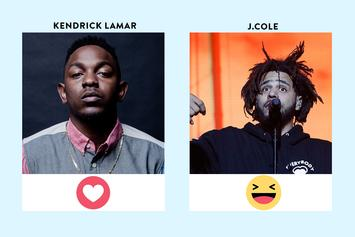 Vote: Kendrick Lamar Or J. Cole For #Bars?