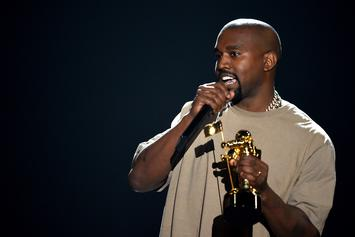"Kanye West Co-Wrote Sampha's Single ""Timmy's Prayer"""