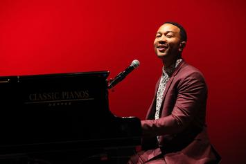 John Legend Will Perform At 2017 NBA All-Star Game Halftime Show