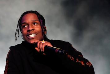 "A$AP Rocky Questions Viral Rap List For Calling Him ""Overrated"""