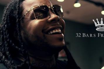 """King Louie """"32 Bars (Freestyle)"""" Video"""