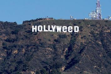 """Legendary Prankster Changes Hollywood Sign To Read """"Hollyweed"""""""