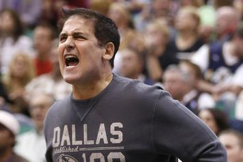 "NBA Referees Accuse Mark Cuban Of ""Threats And Intimidation;"" Cuban Responds"