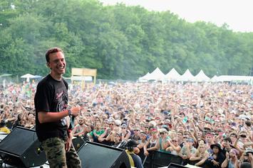 Logic's Music Streamed More Than A Billion Times
