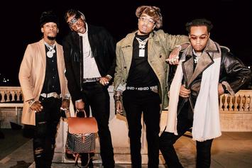 """Migos Shoot Music Video For """"Deadz"""" With 2 Chainz"""