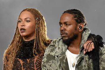"""Kendrick Lamar """"Really Upset"""" Beyonce Lost AOTY To Adele"""