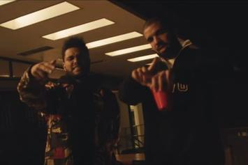 """The Weeknd """"Reminder"""" Video"""