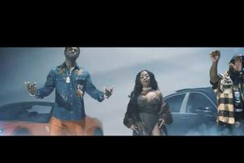 "Natasha Mosley Feat. Gucci Mane ""Drunk"" Video"