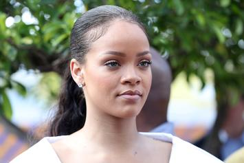 Harvard Picks Rihanna As Humanitarian Of The Year