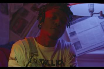 "J.I.D Feat. Quentin Miller ""M.O.M"" Video"