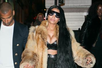 """Nicki Minaj: """"PARTYNEXTDOOR Had Nothing To Do With 'Regret In Your Tears'"""""""