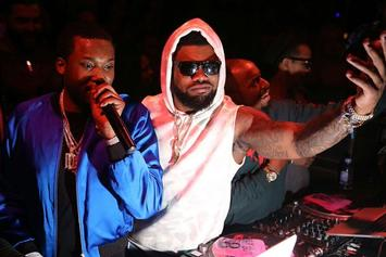 Watch Ezekiel Elliott Join Meek Mill On Stage In Miami