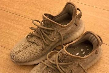 """Adidas Yeezy Boost 350 V2 Revealed In A New """"Earth"""" Colorway"""