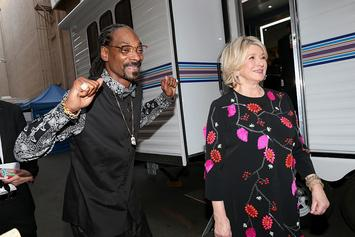 "Snoop Dogg Tells Nardwuar Martha Stewart Is ""A Double G"""